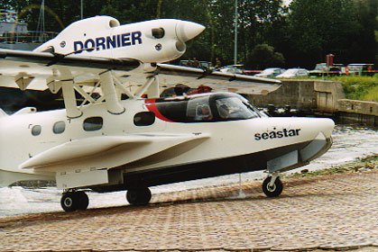 Small Modern Flying Boats - compiled by FlyingBoats ca